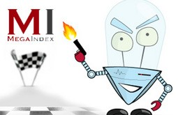 Быстрый сео анализ конкурентов в сервисе MegaIndex