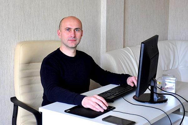 веб-разработчик Василий Лотыш